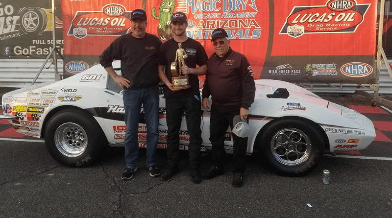 Cody Lane 2019 Arizona Nationals Stock Eliminator Winner
