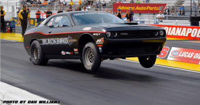 2019 NHRA Factory Stock Showdown Rules