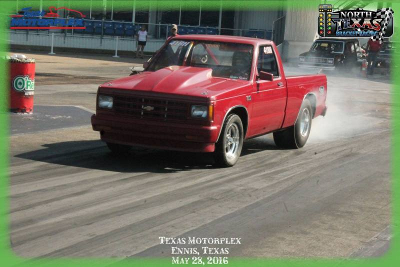 Paige Hamlin S10 Truck