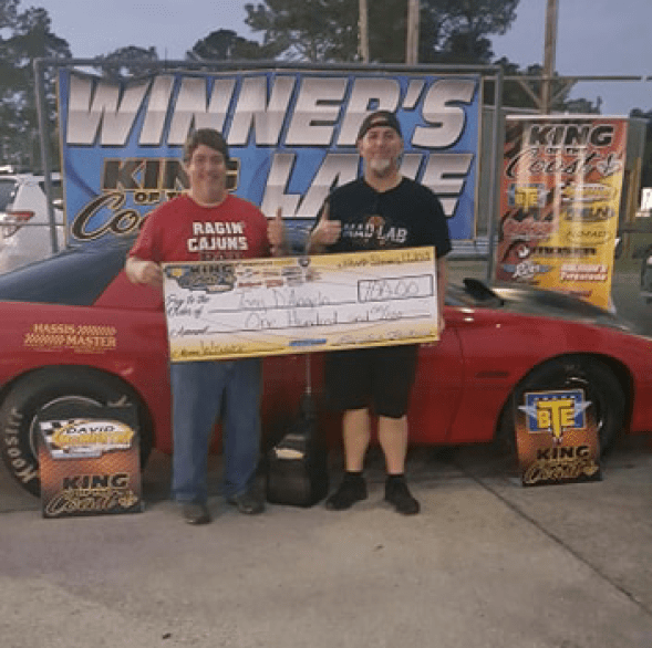 Tony DAngelo KOC Sportsman Winner 021719