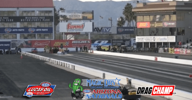 2019 NHRA Arizona Nationals at Wild Horse Pass Motorsports Park