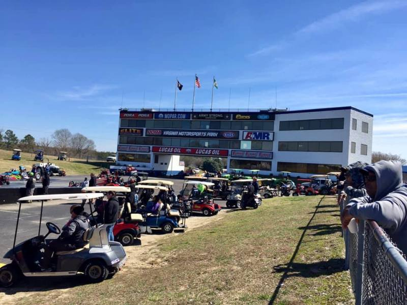 2019 Loose Rocker St Patricks Classic Virginia Motorsports Park Tower