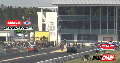 2019 NHRA Gatornationals Sportsman Race Results Friday
