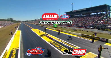 2019 NHRA Gatornationals Sportsman Race Results Thursday