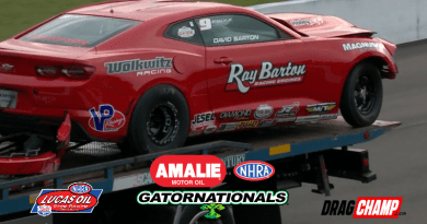 2019 NHRA Gatornationals Sportsman Winners