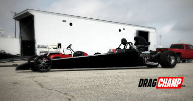 Gary Don Free DragChamp Dragster