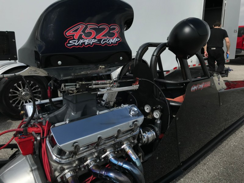 Gary Don Free Dragster