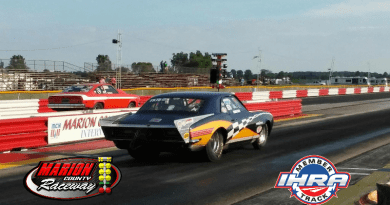 Marion County Raceway renews with IHRA