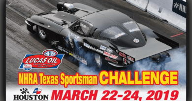 NHRA Division 4 Texas Sportsman Challenge at Houston Raceway