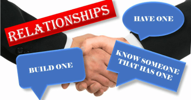 Race Sponsorships with Jeff Lambert March 2019 relationships have one
