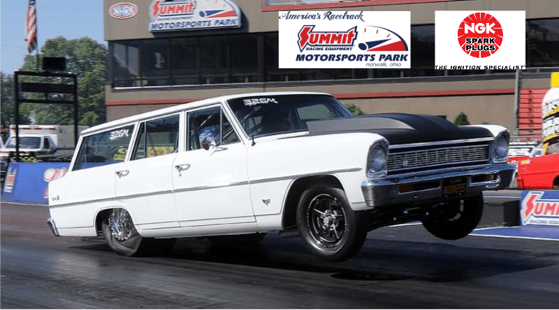 Summit Motorsports Park partners with NGK spark plugs