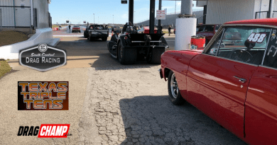 Texas Triple Tens March 2019 Race Results