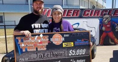Jake Howard wins $5K at Texas Triple Tens