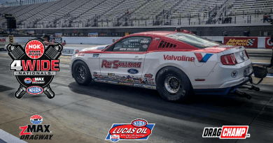 2019 NHRA 4 Wide Nationals Lucas Oil Sportsman Saturday Results