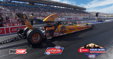 2019 NHRA Four Wide Nationals Las Vegas Sportsman Winners