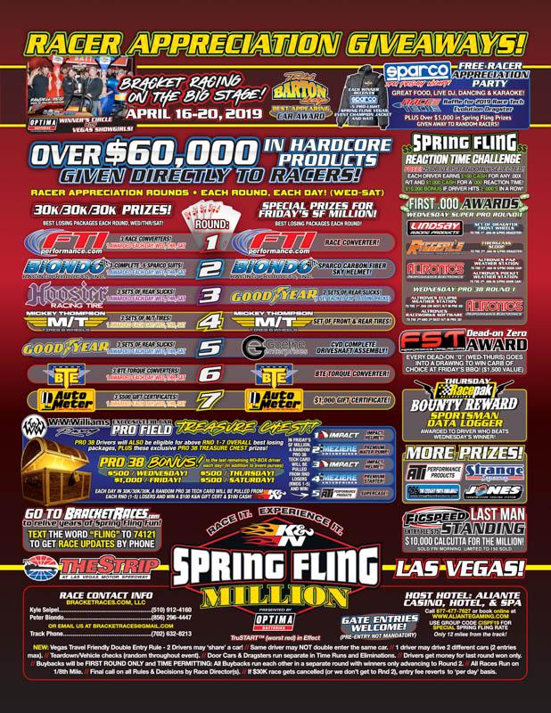 2019 Spring Fling Vegas Page 2