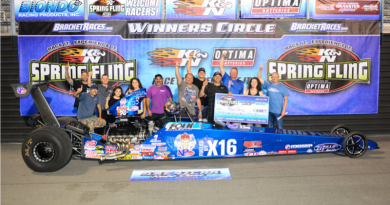 Folk & Labbous wins dragsters at Spring Fling GALOT