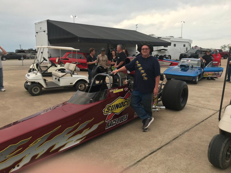 Mike Green Super Comp Winner D4 LODRS Texas Motorplex