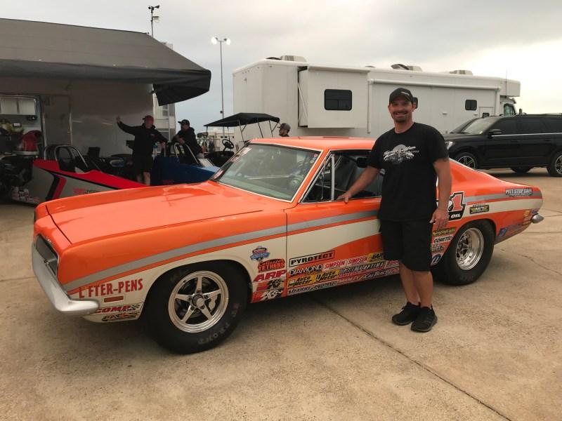 Jacob Pitt Stock Winner D4 LODRS Texas Motorplex