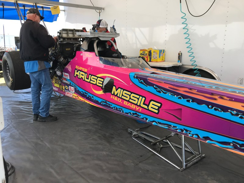 William Kruse Top Dragster Spring Nationals