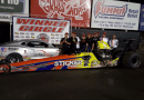 Strickland Doubles at Division 2 Lucas Oil Series