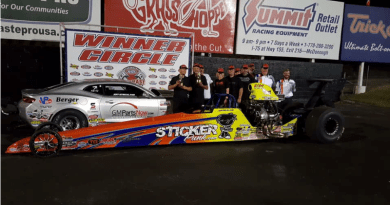 Jeff Strickland Doubles at 2019 Division 2 Lucas Oil Series Atlanta