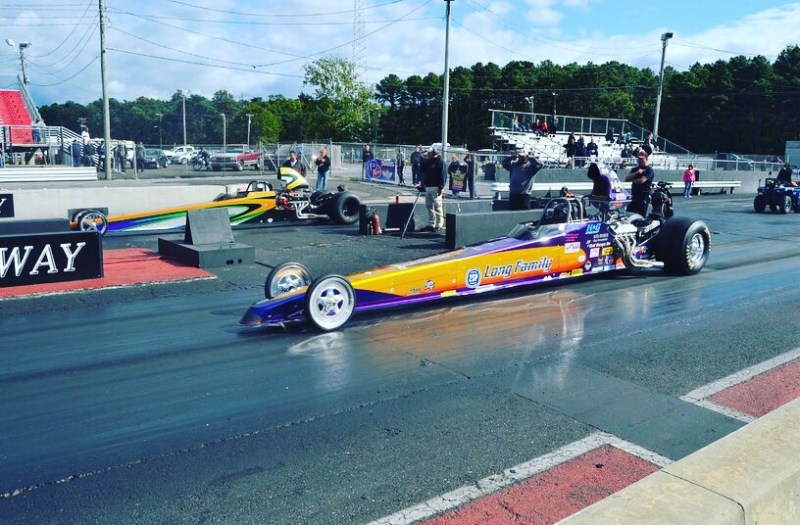 Mid Atlantic 90 Association at Atco Dragway