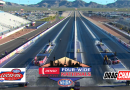 NHRA Four-Wide Nationals Saturday Results