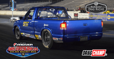 2019 GABR Dream Team Challenge Race Results