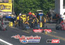 Chad Traylor Virginia Nationals Top Dragster Champ