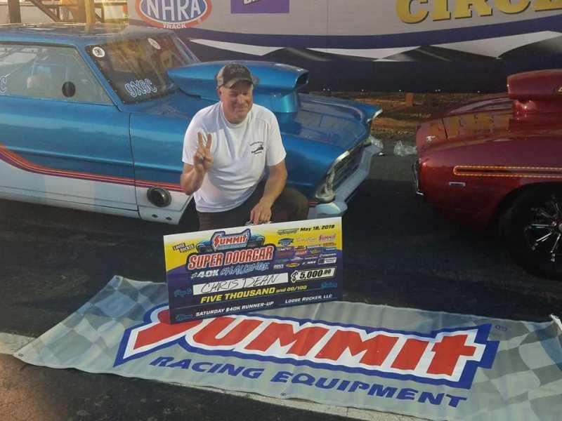 Chris Dean Super Doorcar 40k challenge runner up