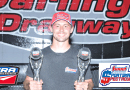 Dallas Glenn Doubles at Darlington IHRA Race
