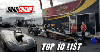 DragChamp Top Ten List 5-8-19