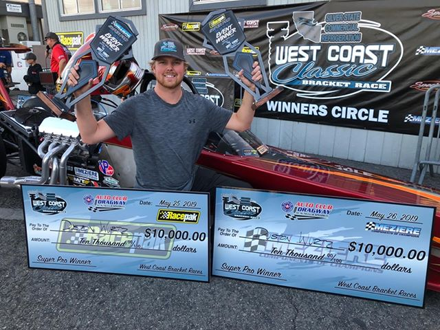 Dustin Wurtz West Coast Classic Champ