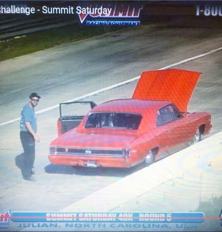 Jake Hodge Loose Rocker Super Doorcar Challenge
