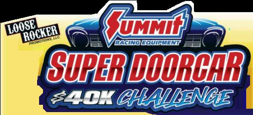 Loose Rocker Super Doorcar 40K Challenge Logo