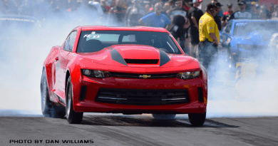 NHRA Makes Even More Parity Adjustments to Factory Stock