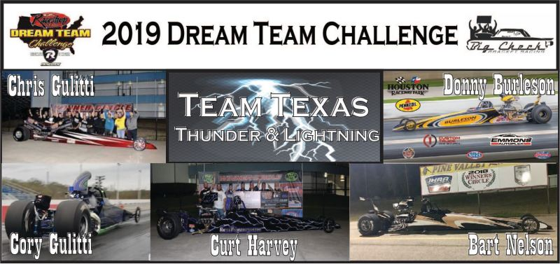 Team Texas Thunder & Lightning
