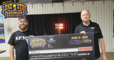 2019 Lone Star Practice Tree Shootout Results