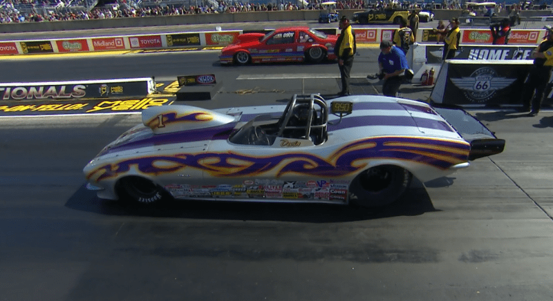 2019 Route 66 Nationals Suepr Gas Final