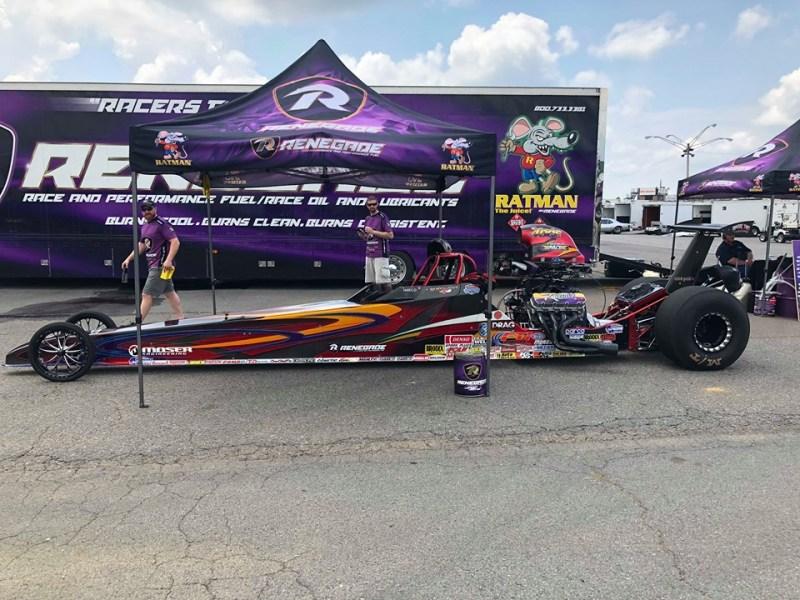 Cole Cummings Renegade race fuels