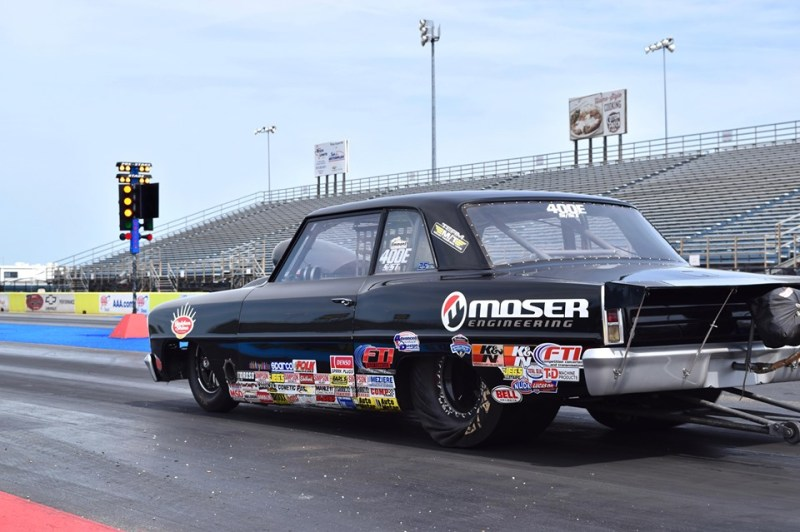 Cole Cummings super gas chevy II