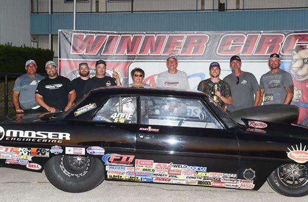 Cole Cummings winners circle 2