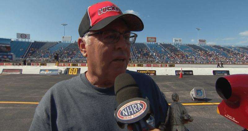Dave Dahlem 2019 Route 66 Nationals Super Comp Champ