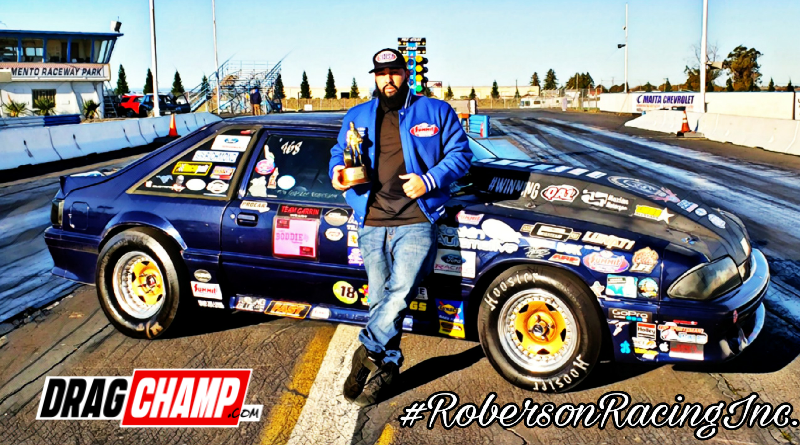 DragChamp Racer Spotlight Henry Roberson Top 10 list