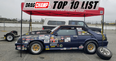 DragChamp Sportsman Racing Top 10 List 6-12-19