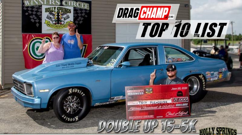 DragChamp Sportsman Racing Top 10 List 6-26-19