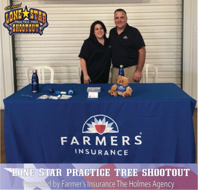 Farmers Insurance Lone Star Practice Tree Shootout