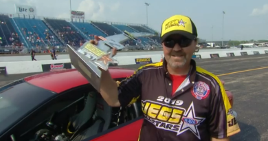 Jeff Dona 2019 Jegs Allstars Super Stock Champ