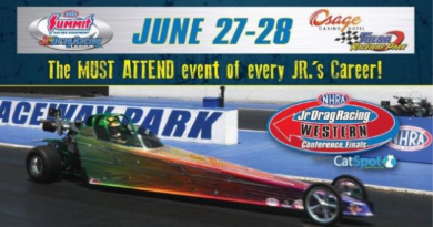 Jr Drag Racing Western Conference Finals comes to Tulsa